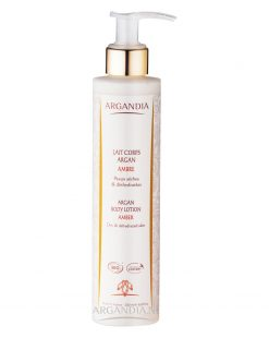 Argan Bodylotion Amber